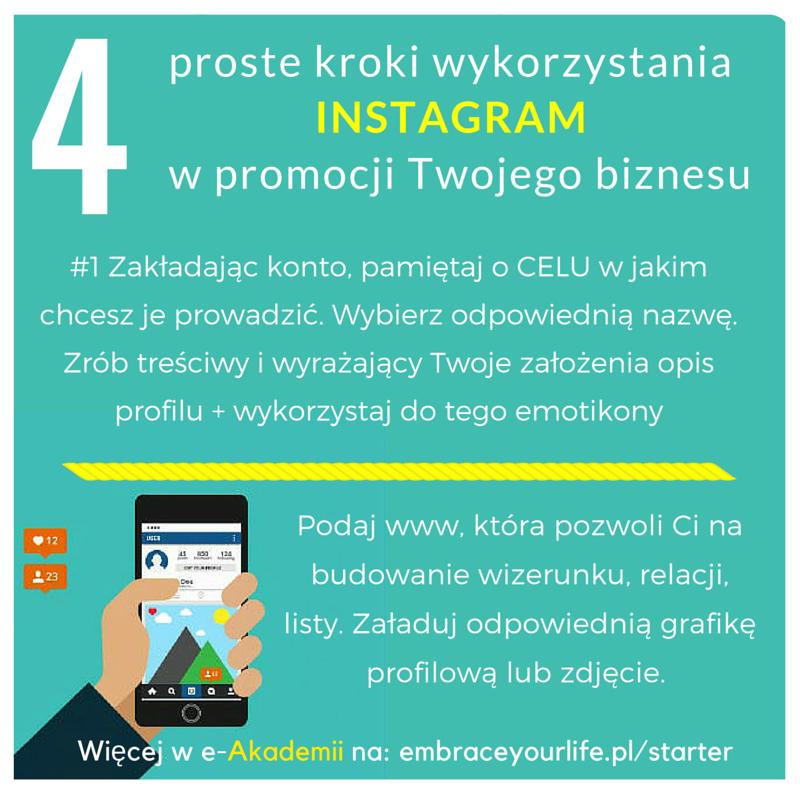 promocja na instagram