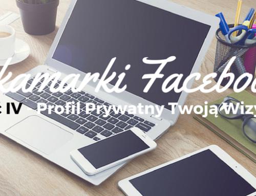 Zakamarki Facebooka, co zrobić by przekierować z profilu na fanpage?