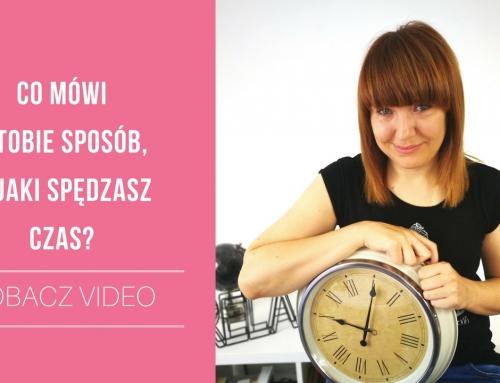 TV: Co mówi o Tobie sposób w jaki spędzasz czas?