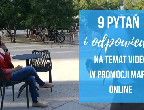 TV: 9 pytań i ODPOWIEDZI na temat VIDEO w promocji marki online