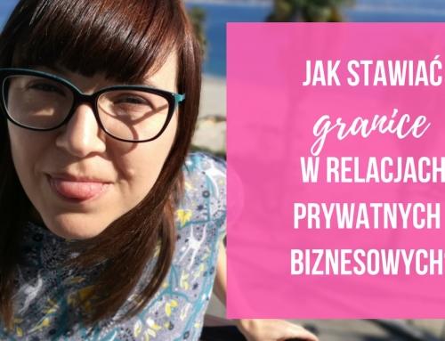 TV: Jak stawiać GRANICE w relacjach prywatnych i biznesowych?